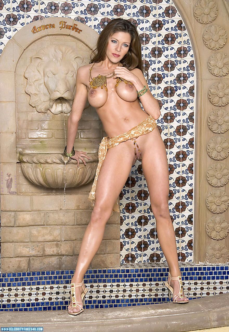 Andrea parker nude porn