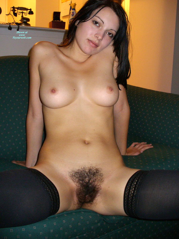 Nude hairy pussy black amature