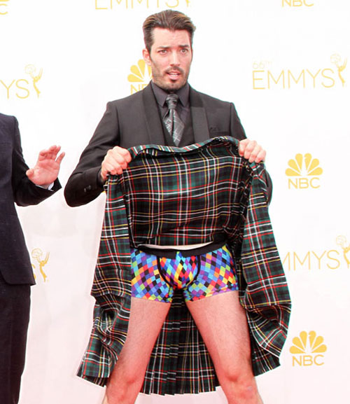 Property brothers naked dick