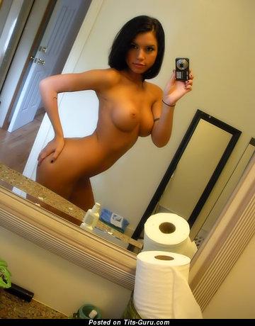 Show us your big boobs selfie