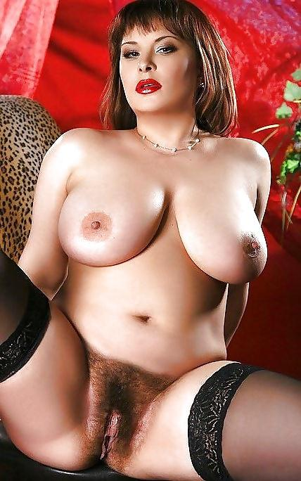 Hairy pussy porn star