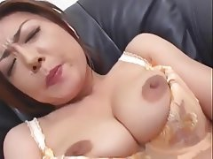 Japanese mature lady sex