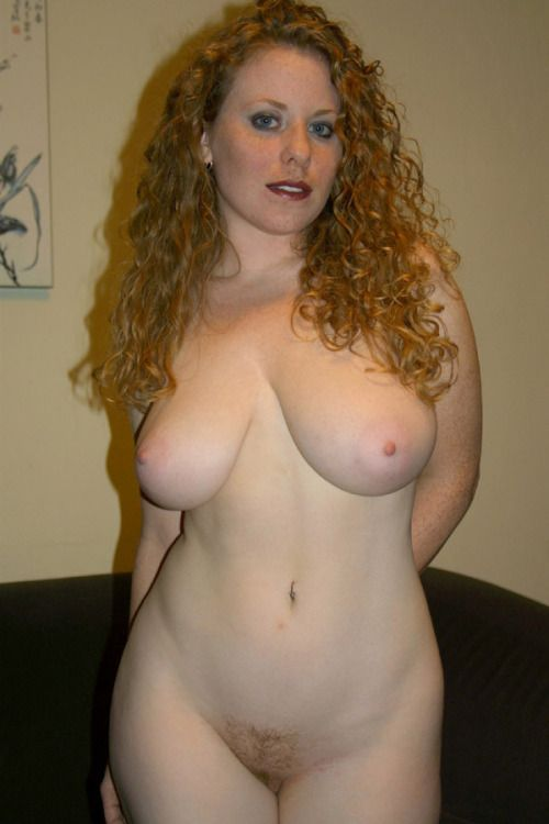 Full figured redhead pussy