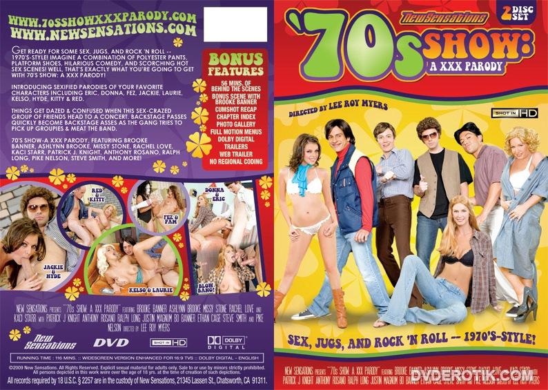 That 70s show xxx parody porn