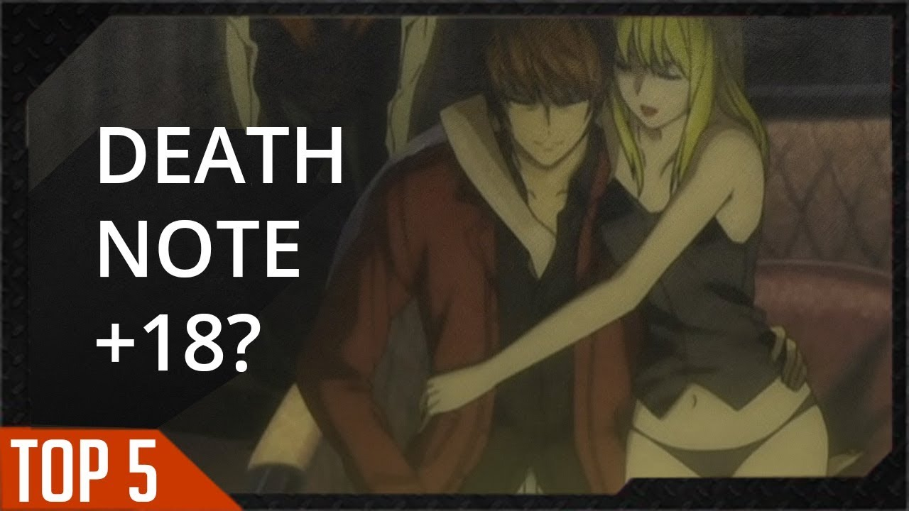 Death note l and misa hentai
