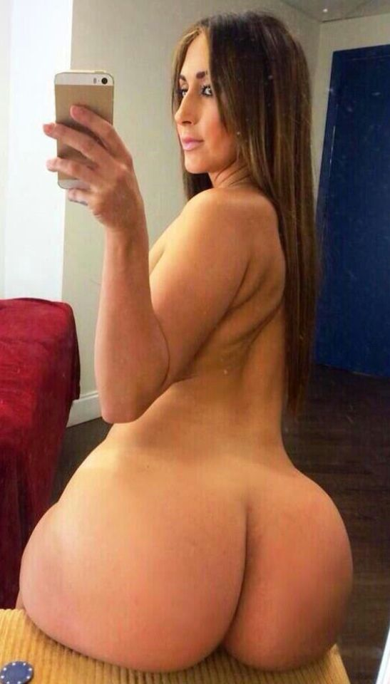 Ladies with big ass and sex naked