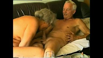 Old married couple fucking