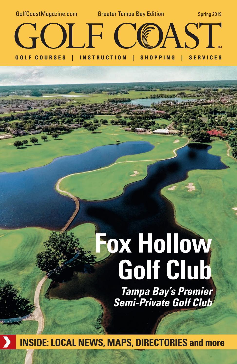 Tampa bay city amateur golf tournament