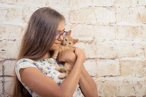 Young teen cute kitties