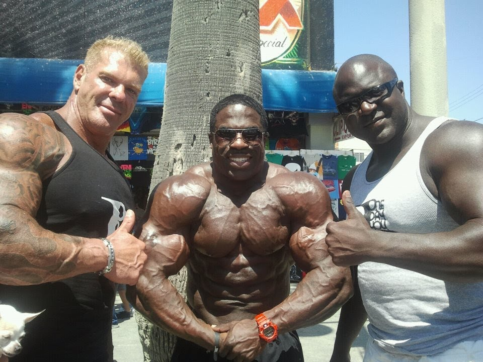 Kali muscle rich piana