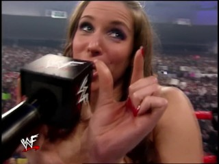 Stephanie mcmahon porn cartoon