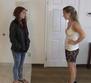 Natalia starr layla rose lesbian kiss