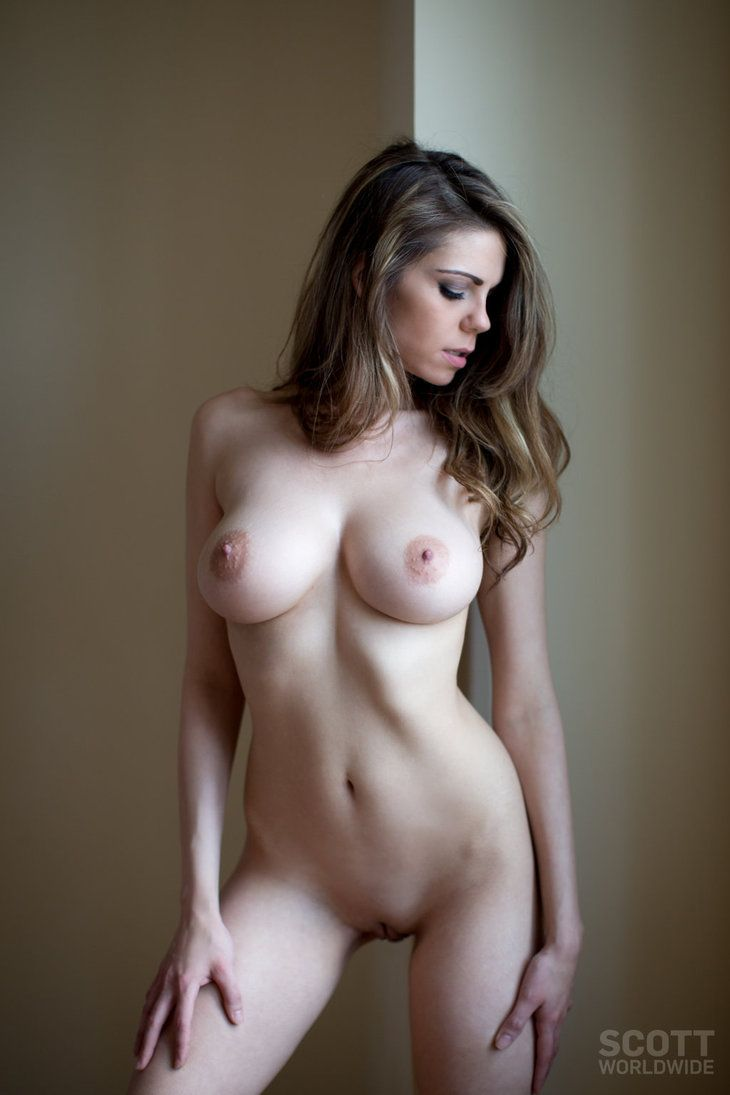 Naked girls sexy boobs pussy