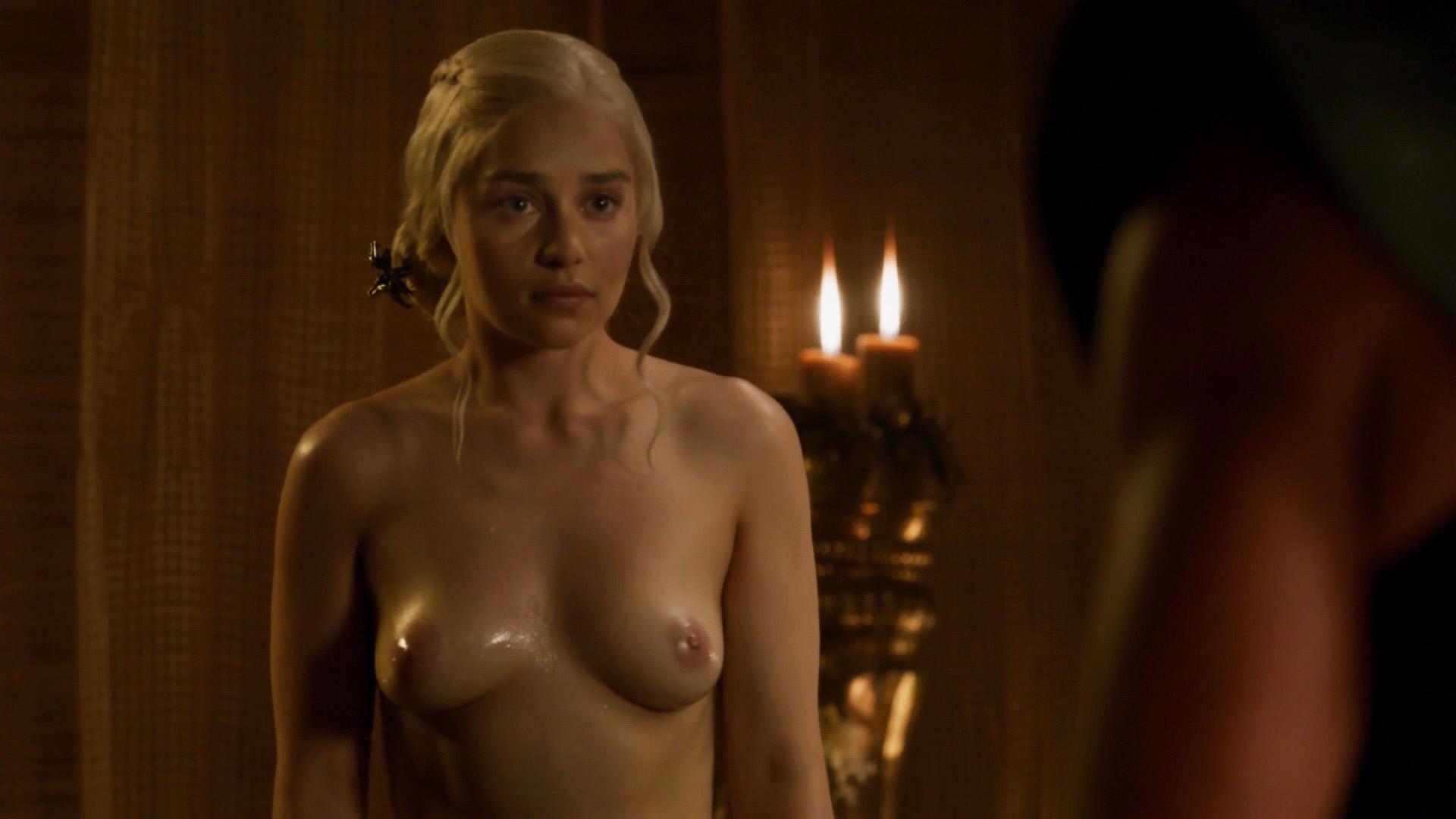Nude clarke game thrones emilia of