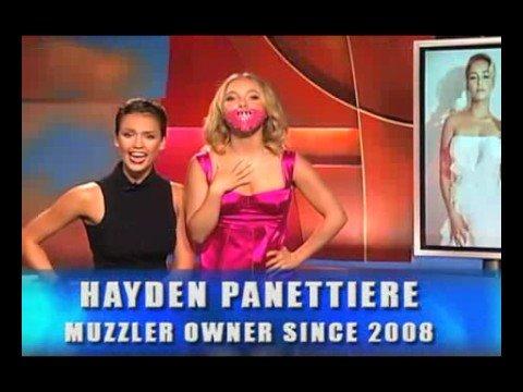 Hayden panettiere hand gagged
