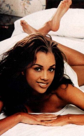 Vanessa williams naked penthouse