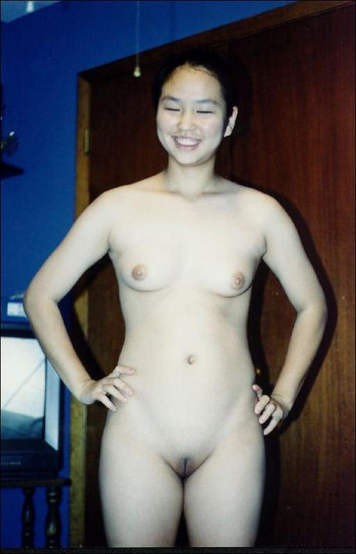 Shaved nude girl indonesian