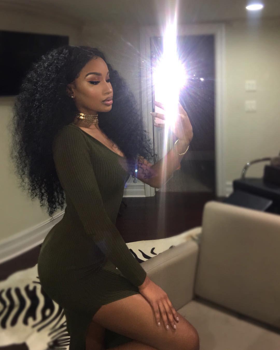 Instagram black girls booty