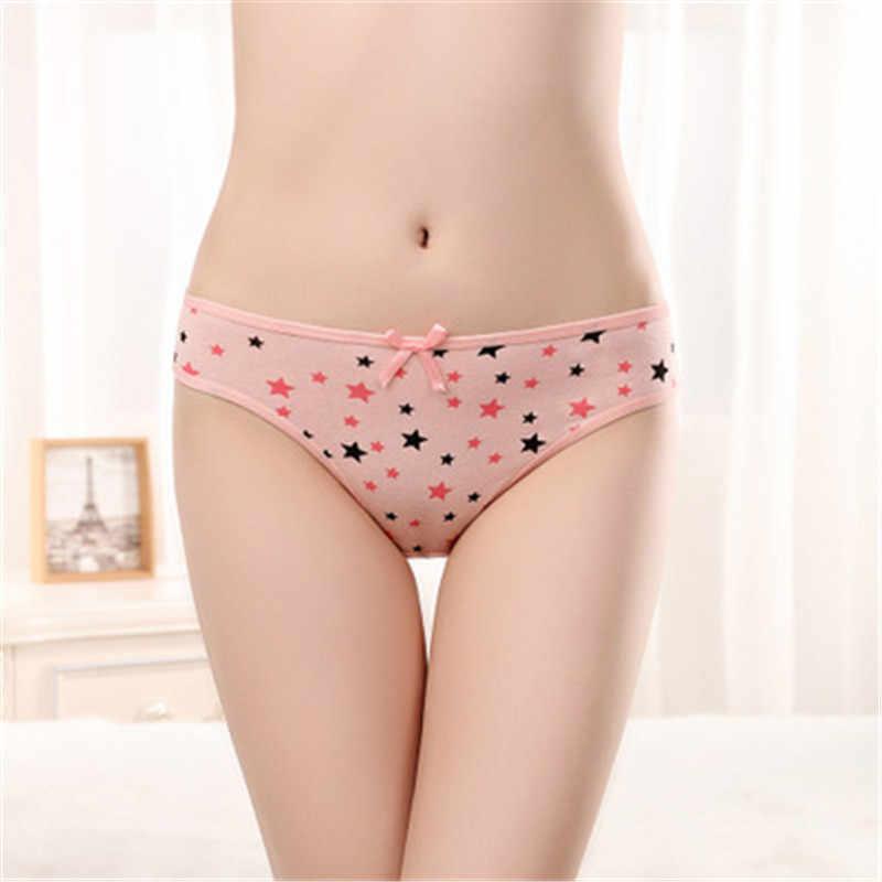 Teen in pink panty