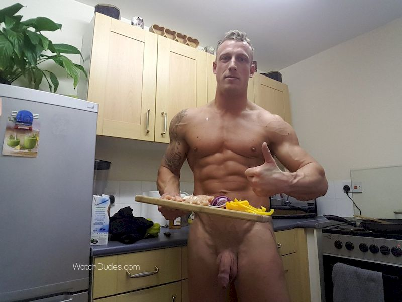 Nude men big cock