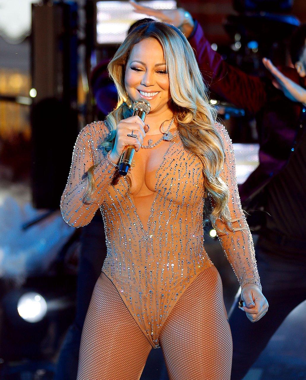 Mariah carey naked pic