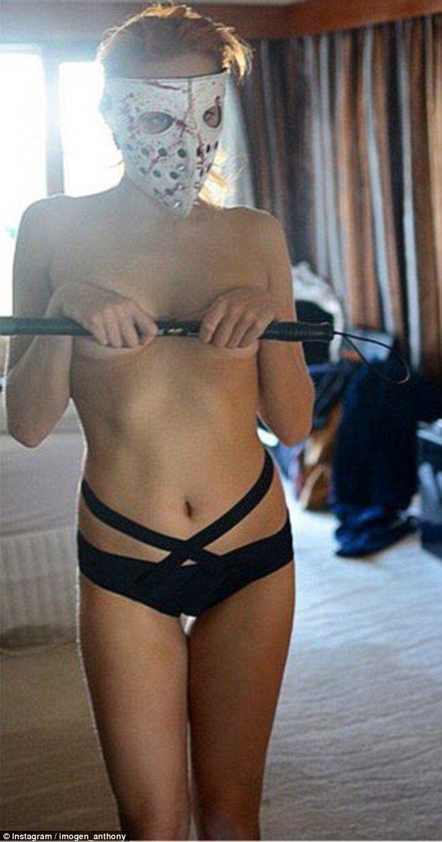 Non nude girls bondage