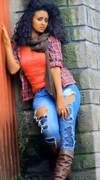 Ethiopian sexy teen girls
