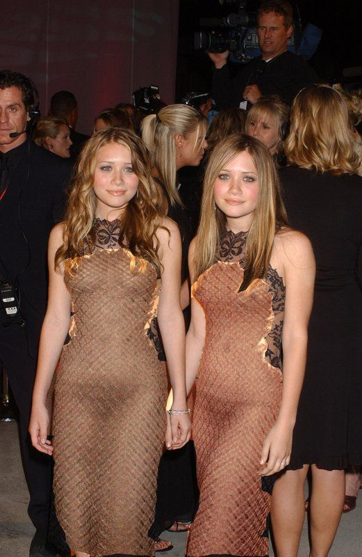 Olsen twins compleatly nude