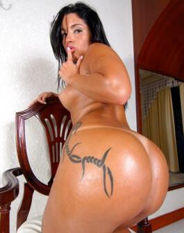 Porno con culonas brasilenas