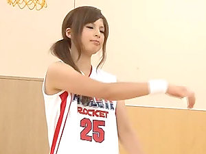 Nude japanese girls basketball