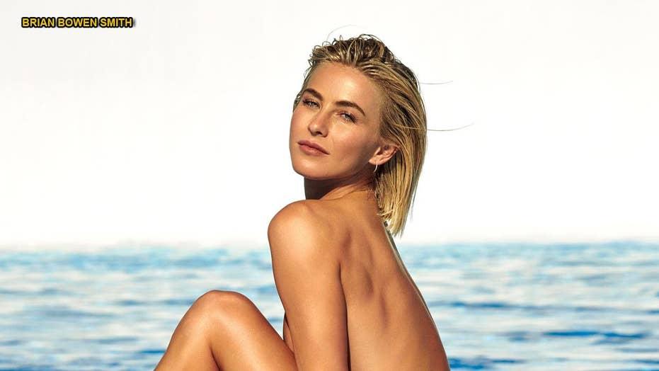 Julianne hough nude scenes