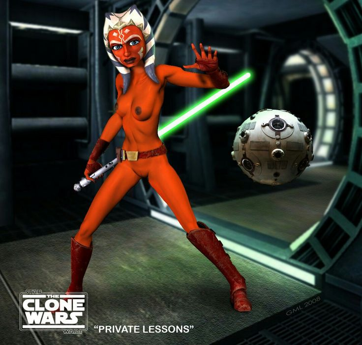 Ahsoka tano nude animation