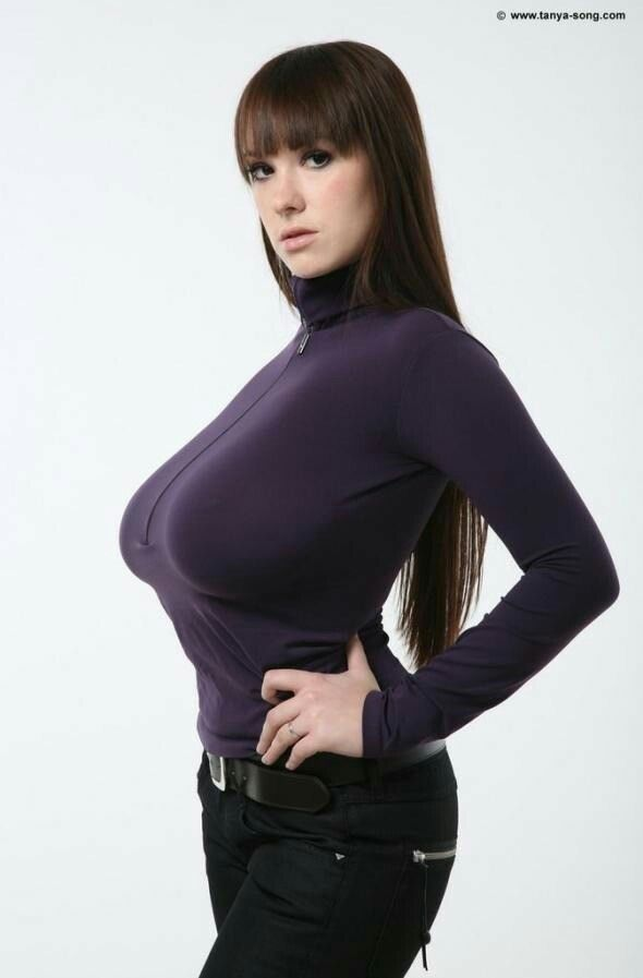 Anna song russian big tits