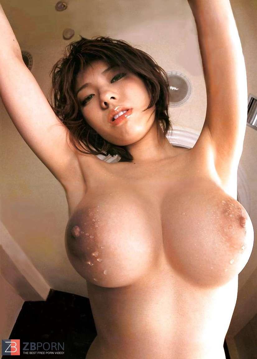 Asian big tit nude