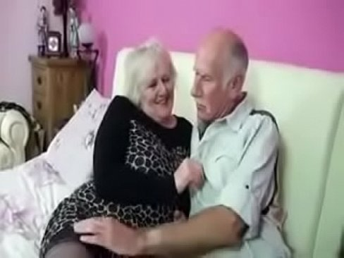 Photo sex old man with older women