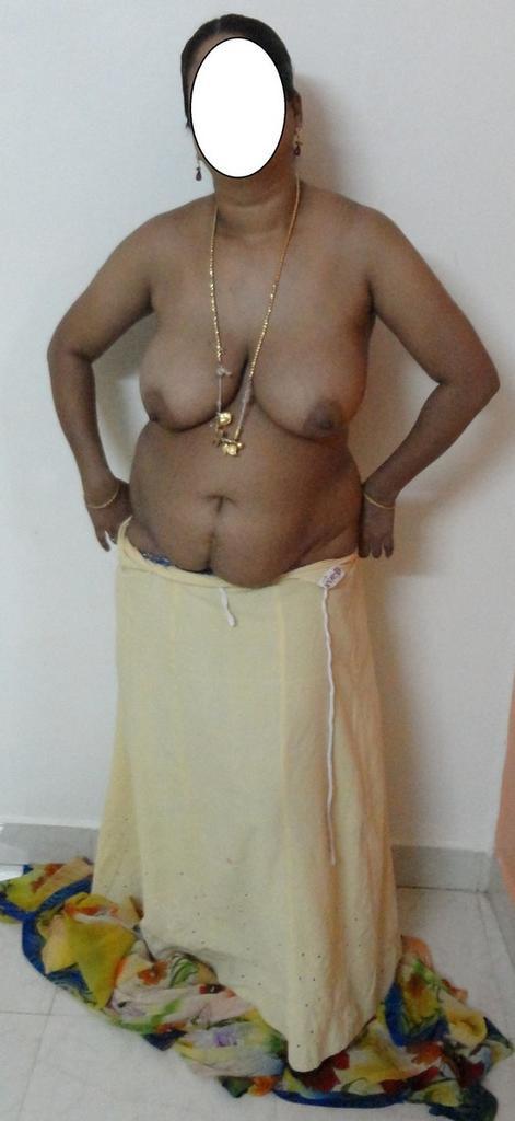 Desi plus size aunties nude