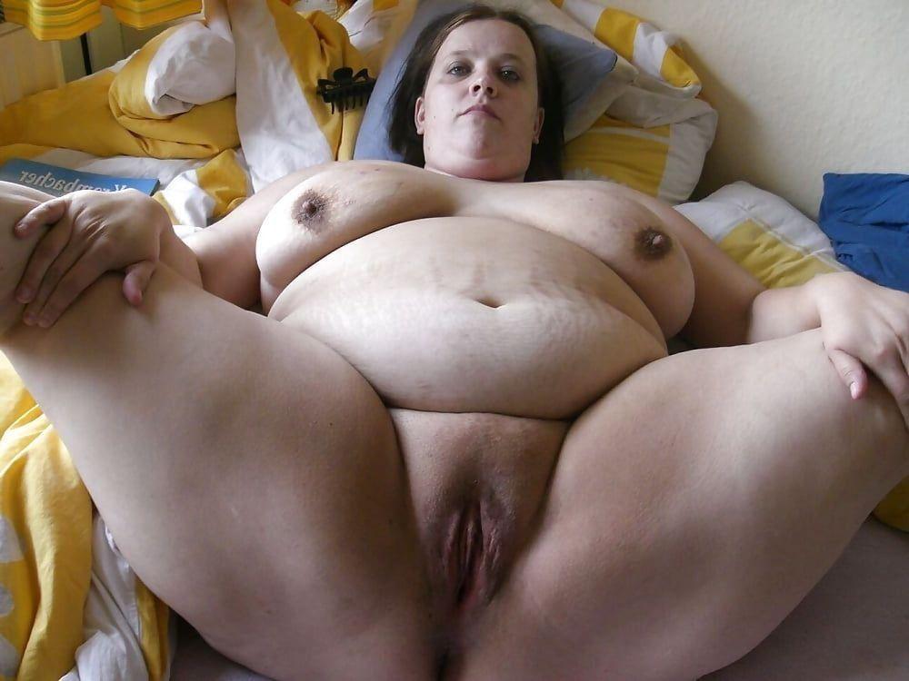 Photo nu femme grosse