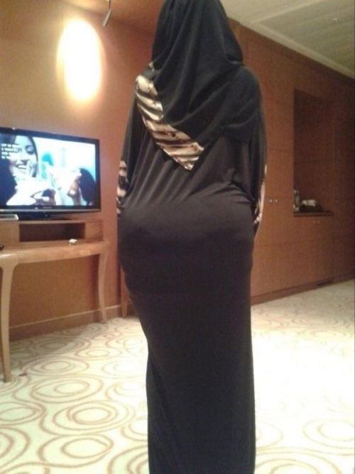 Arab big ass sexy booty