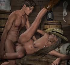 Hot horny naked girl cartoons