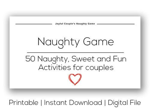 Fun sex game for couples
