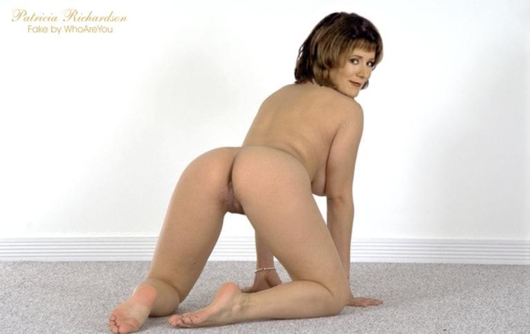 Nude ass richardson patricia