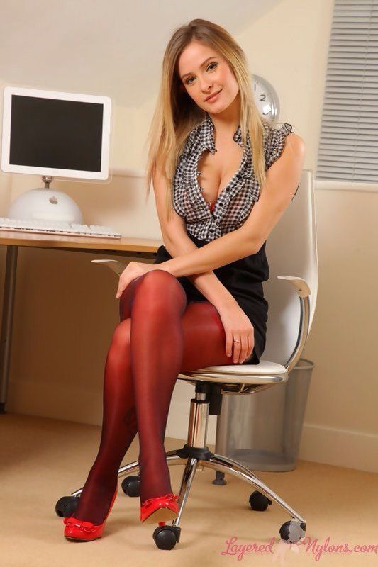 Secretaries office hot sexy