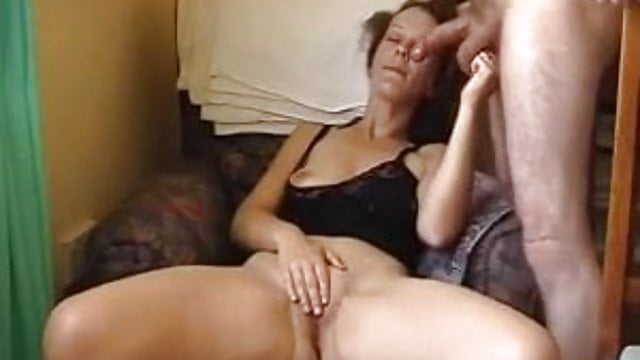 Wife forces husband to masturbate