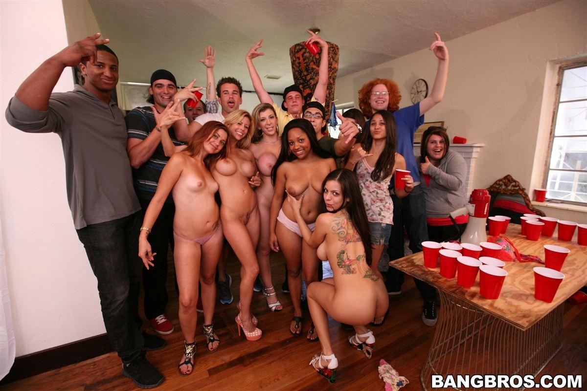 Free frat party sex