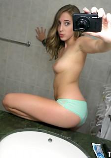 Cadence lux selfie nude