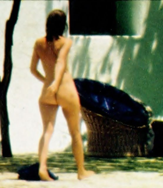 Jacqueline jackie kennedy fake nude