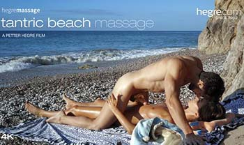 Hegre sex on the beach