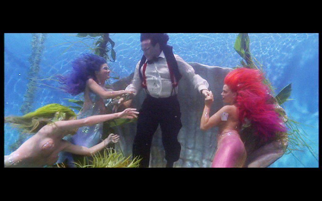 Peter pan mermaid porn