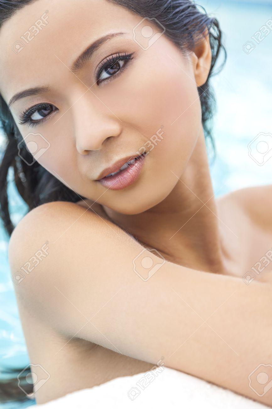 Nude asian beauty sexy women