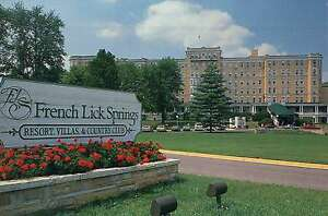 French lick springs villa indiana